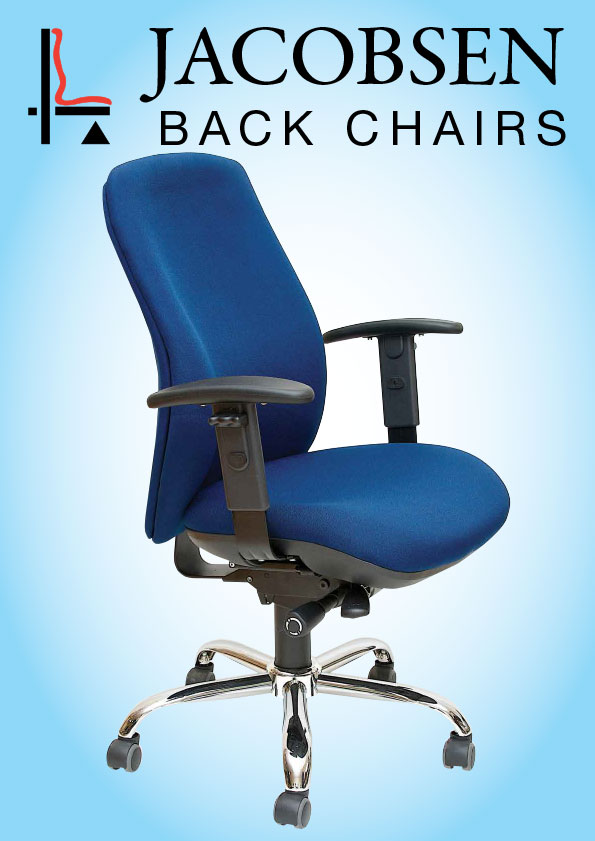 Jacobsen Back Support Chairs